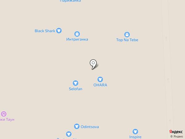Студия моды Олеси Строгановой на карте