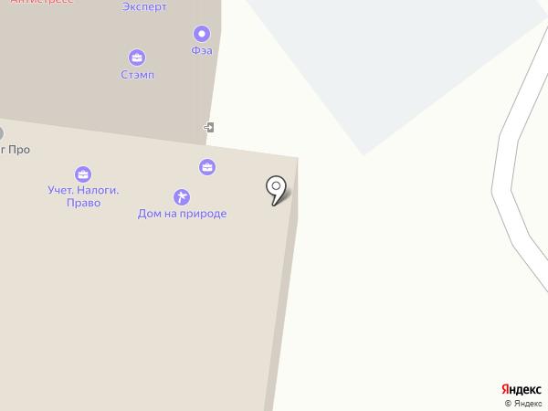 Окна-Риелт на карте