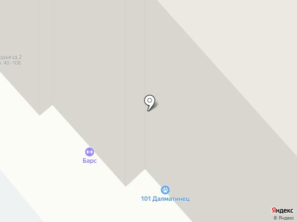 Комфорт-Дизайн на карте