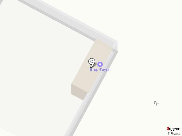 Пункт приема лома на карте