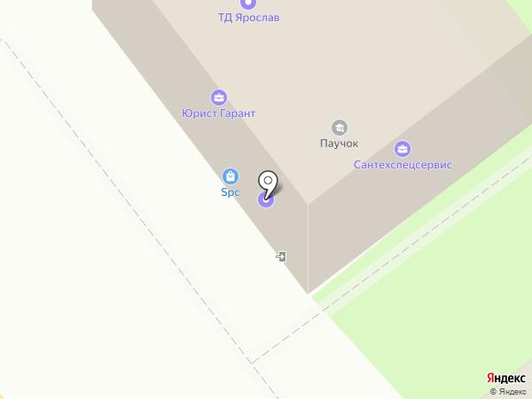 Газэнергоснаб на карте