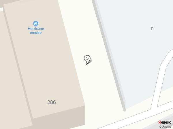 ЮниРент на карте