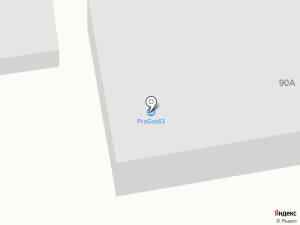 САМАРАВТОРМЕТ на карте