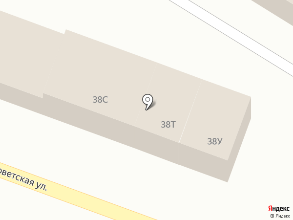 Фабрика качества на карте