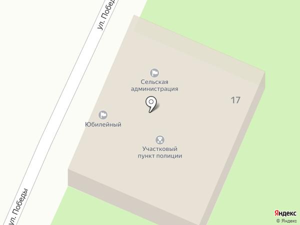 Администрация сельского поселения Черноречье на карте
