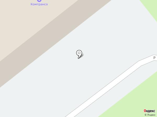 ТК-Телеком на карте