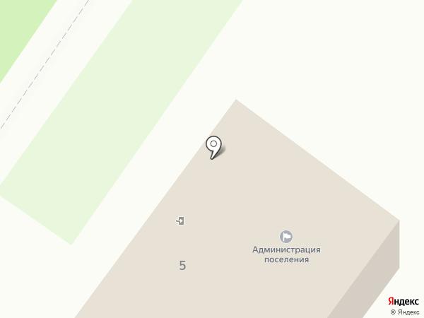 Алексеевское территориальное управление Администрации г. Кинель на карте