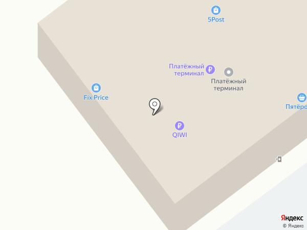 Самарский дом игрушки на карте