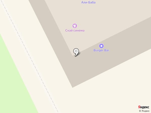 BARREL на карте