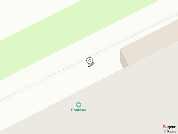 Кузина на карте