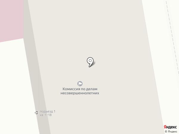 Городской жилищный центр, МБУ на карте