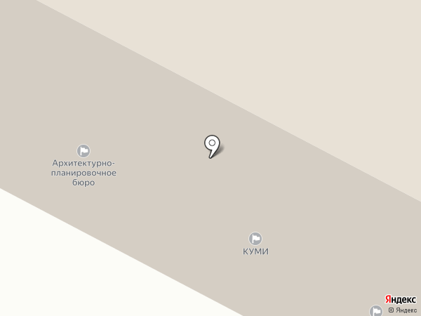 Управление по делам ГО и ЧС г. Сыктывкара на карте