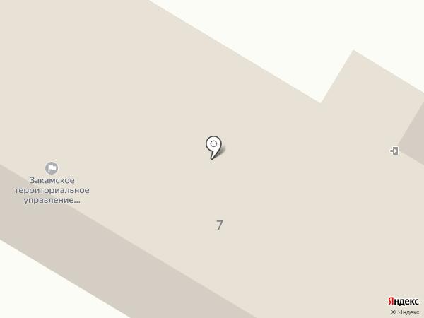 Управление Росприроднадзора по Республике Татарстан на карте