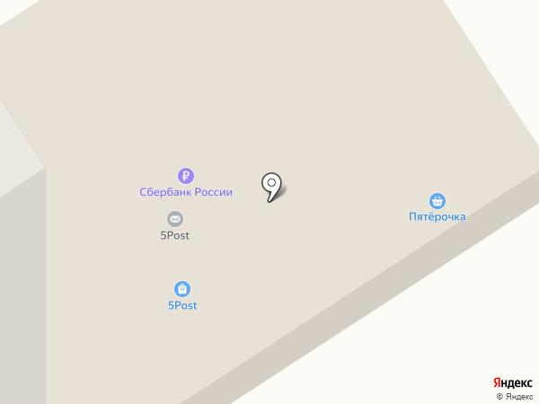 АвтоБан на карте