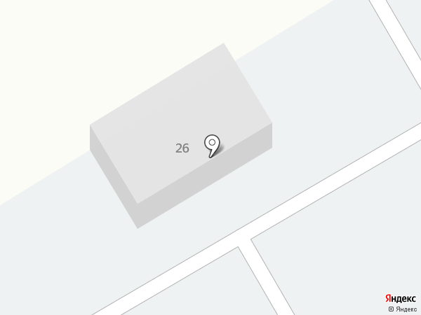 Автомастерская на Молодёжной на карте