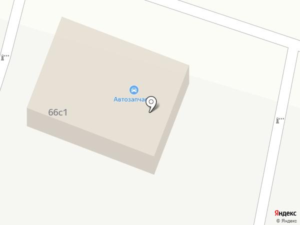 Авторесурс на карте