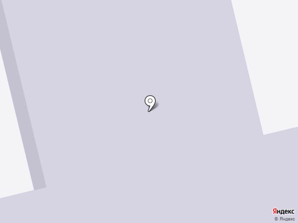 Бетькинская средняя общеобразовательная школа на карте