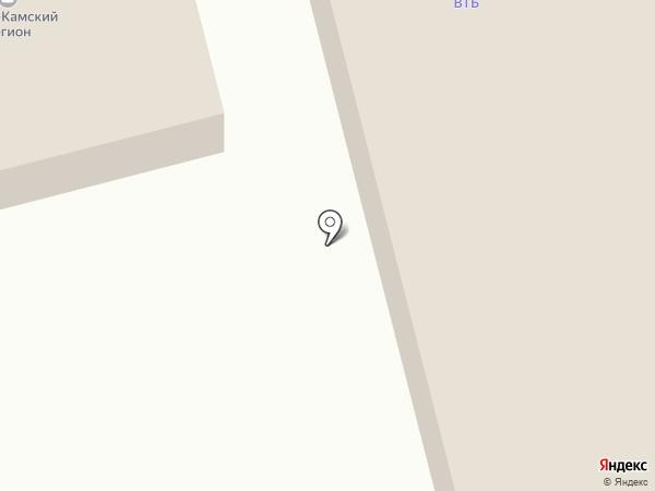Камское агентство фирменного транспортного обслуживания КбшЖД на карте