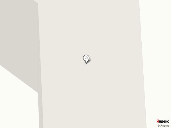 Западные ворота на карте