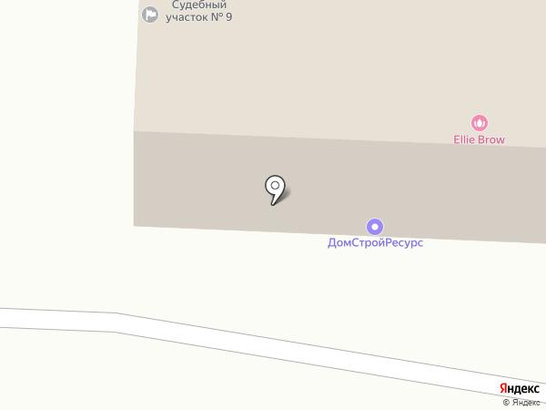 Shift на карте