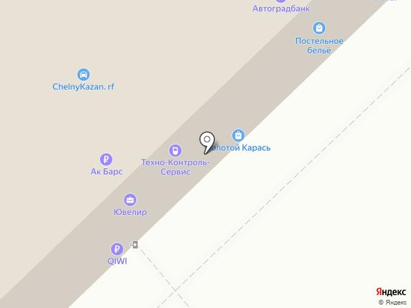 РусАлка на карте