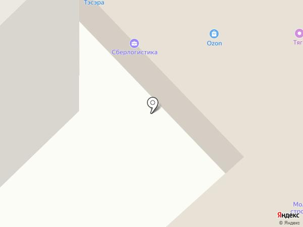 СЭР на карте