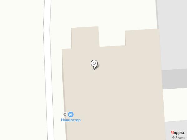 Спас сервис на карте