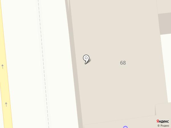 Юст-Авто на карте
