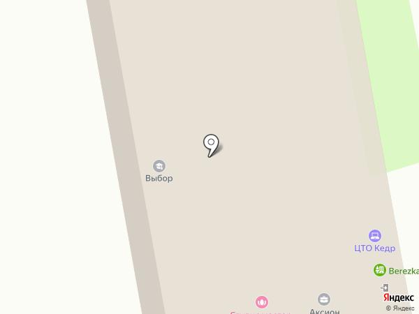 Центр Услуг Спецтехники на карте