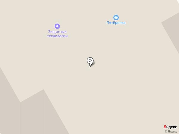 Мир антенн на карте