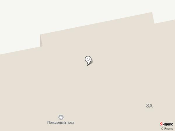 Отдельный пост №1 на карте