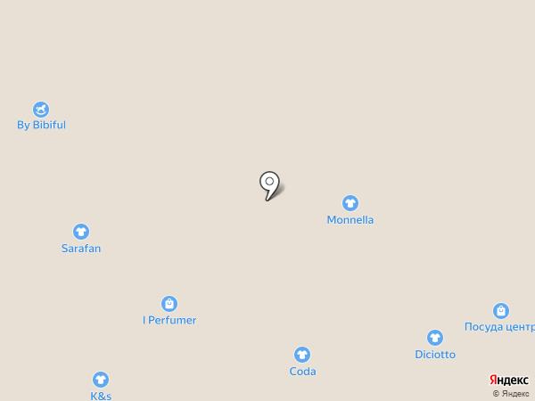 Monnella на карте