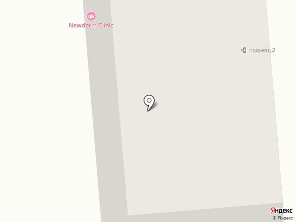 Деловой партнер на карте