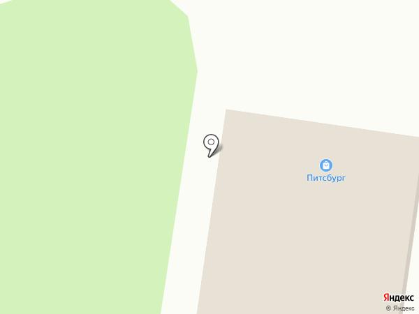 Мерседес-сервис на карте
