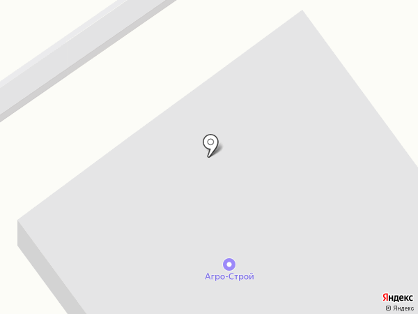 Агро-строй на карте