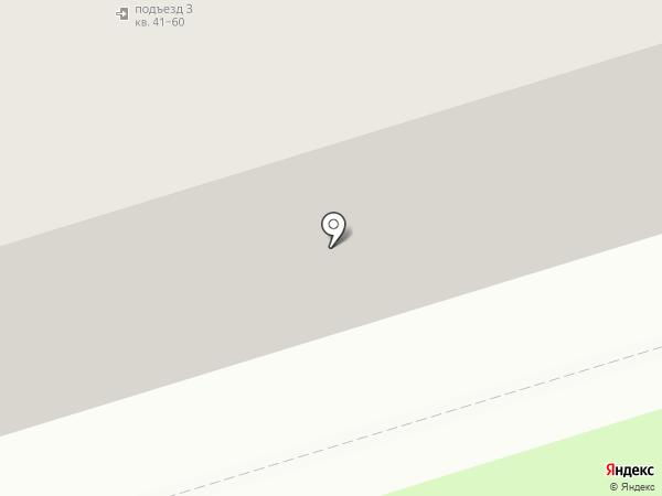 ПКС на карте