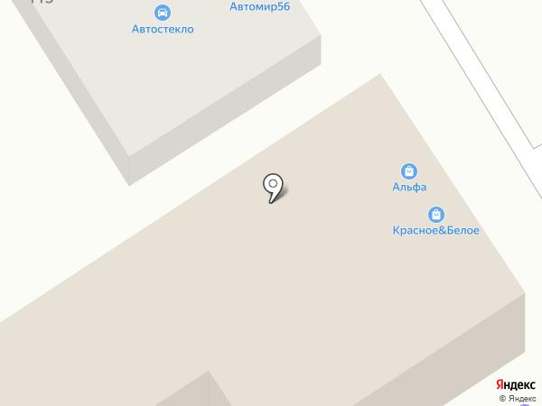 Полторашка на карте