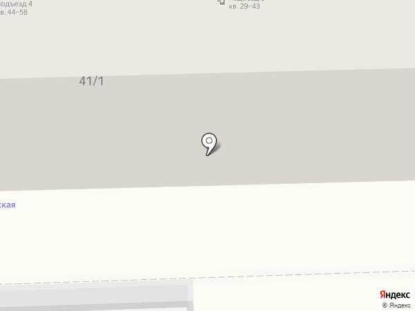 Летний Луг на карте