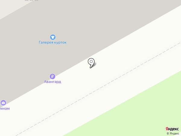 Ринг на карте