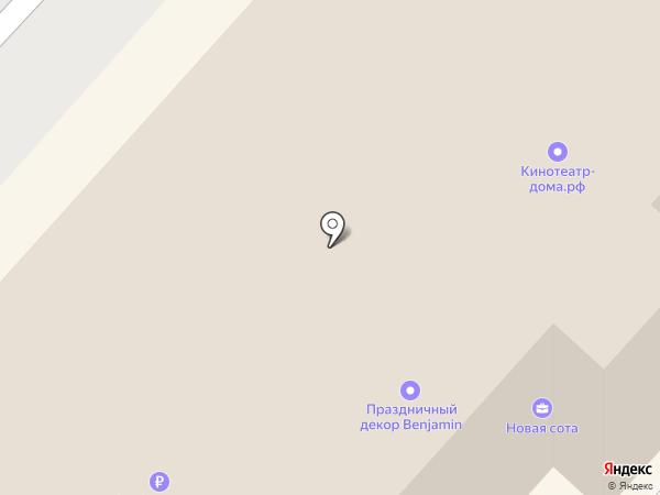 Трезвый водитель на карте
