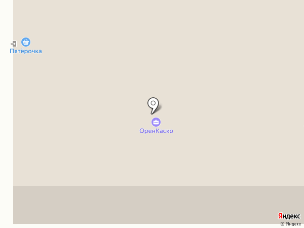 Автопартия на карте