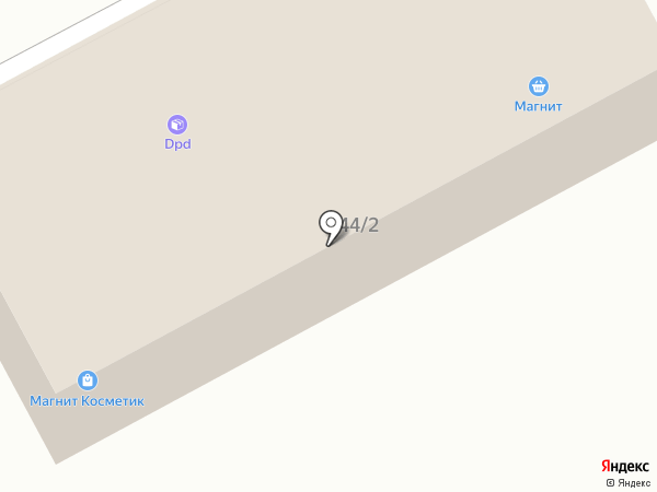 Автоэвакуатор56 на карте