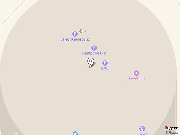 РУССКИЕ БЛИНЫ на карте