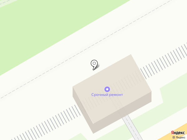 Горячий калач на карте