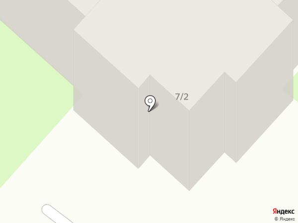 Эффе на карте