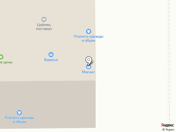 Фонбет на карте