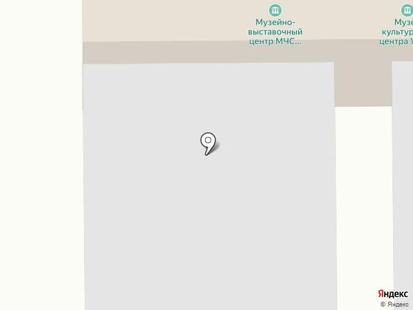 Главное Управление МЧС России по Оренбургской области на карте