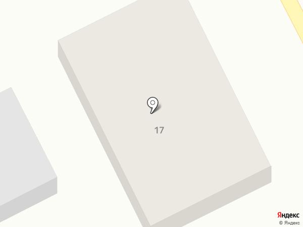 Казачок на карте