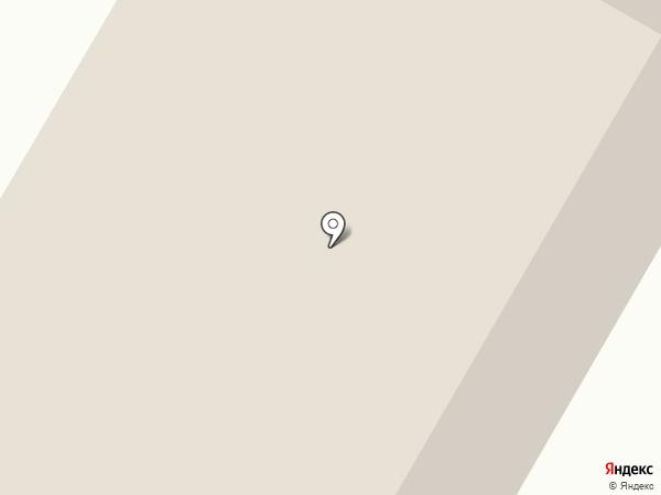 Аквакапсула на карте