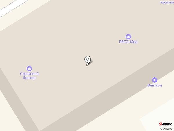 Carifan на карте